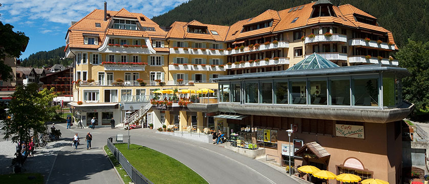 Hotel Silberhorn, Wengen, Bernese Oberland, Switzerland - hotel exterior.jpg